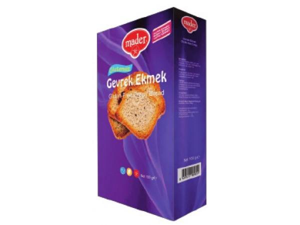 Glutensiz Gevrek Ekmek