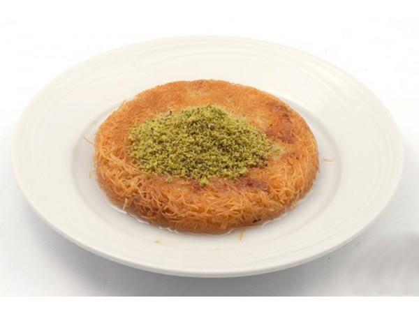 Glutensiz Tel Kadayıf (Şerbetsiz)