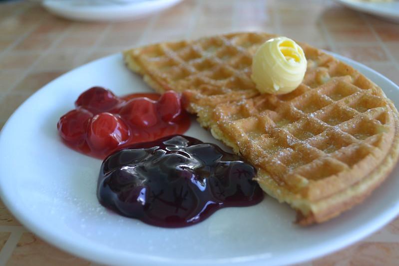 Glutensiz  Waffle